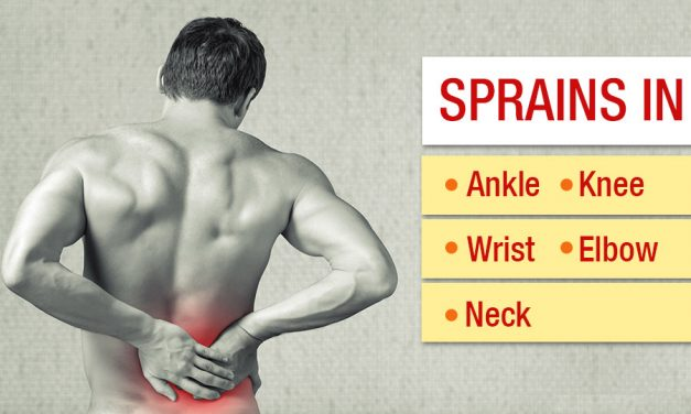 Sprains and How to Treat Them