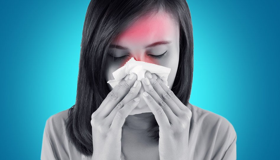 Instant Relief from Cold, Sinus pain and Headache